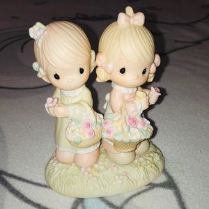 Precious Moments Figurine To My Forever Friend